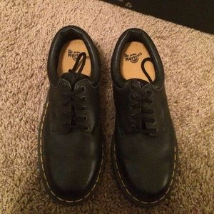 Dr. Martens in black size 6 U.S. W/