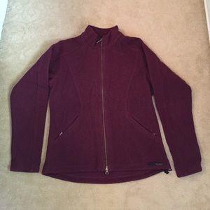 SmartWool Jackets & Blazers - Smart wool wine jacket