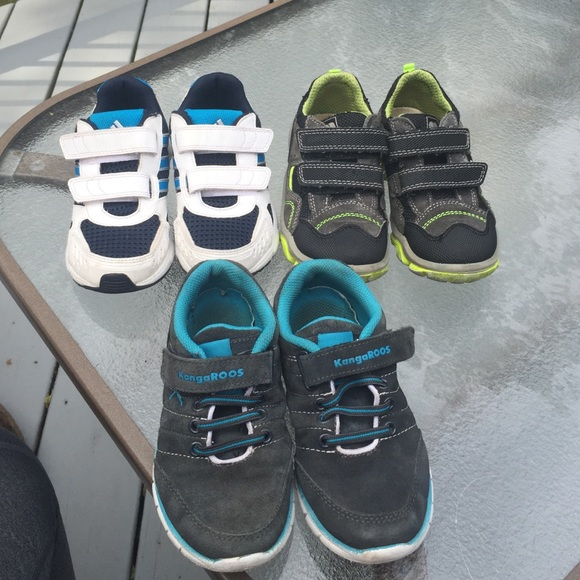 quality design a028b 47302 Adidas Shoes - Size 11 1 2-12 Boy Shoes