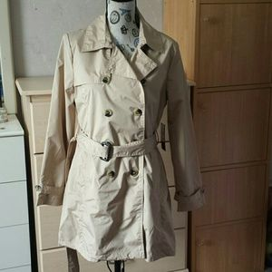 Harve Bernard trench coat