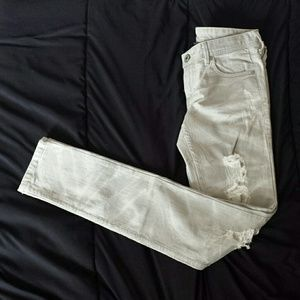Armani Exchange light wash jeans. Brand new