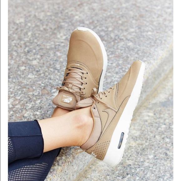 Nike Air Max Thea PRM Premium •Desert Camo• ::