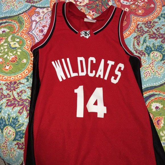 high school musical Troy Bolton jersey. M 5606ebd8522b45d1e90020b4 d988b5201