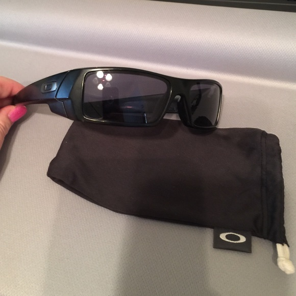Menu0027s Oakley Gascan Sun Glasses