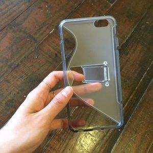 Accessories - iPhone 6 Plus phone case with a stand