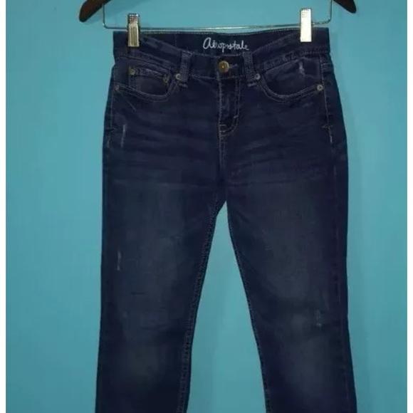 60% off Aeropostale Pants - Aeropostale Boyfriend Jeans size 00 ...