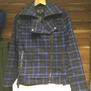 Ben Sherman wool bomber jacket