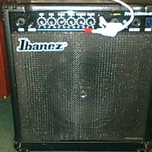 Ibanez sound wave 35 bass amplifier for sale