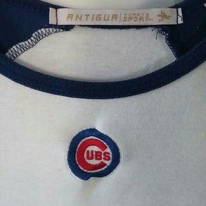 Antigua Tops - Chicago Cubs Antigua tshirt