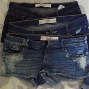 Pants - Lot of assorted shorts.