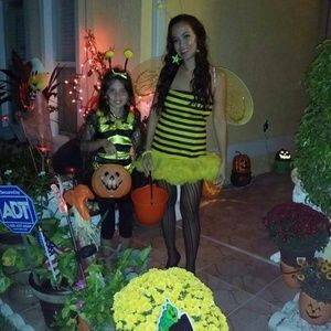 Dresses & Skirts - Bumble bee costume