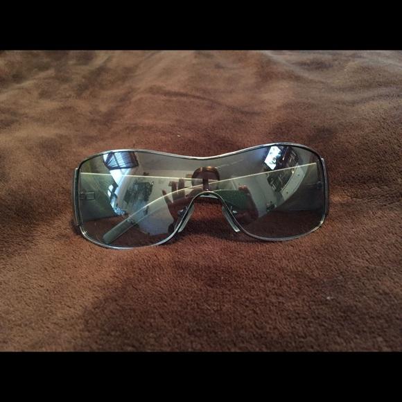17aa5976ef6 Dolce   Gabbana Accessories - DG plastic sunglasses