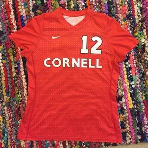 Authentic Cornell University Women's Soccer Jersey