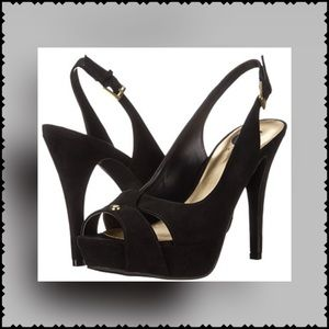 TIMELESS GUESS WEDGE COMFORTABLE CLASSY HEEL