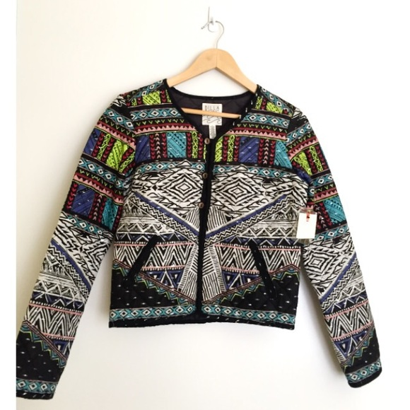 69% off Billabong Jackets & Blazers - Billabong Botswana Quilted ... : quilted cardigan - Adamdwight.com