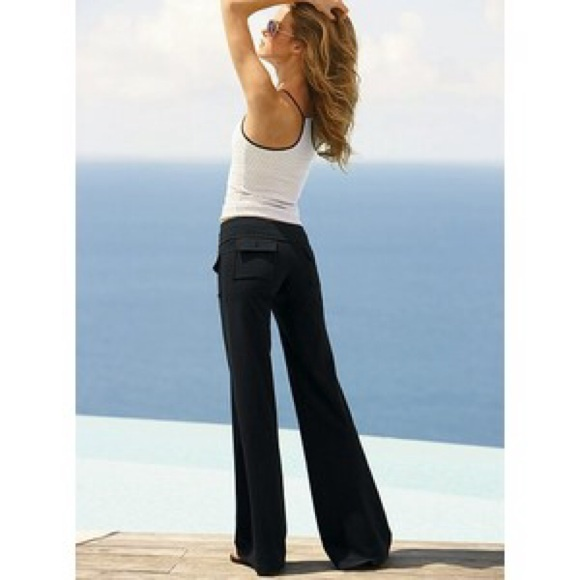 Yoga Wide Leg Pants