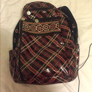 Vera Bradley Bags - Vera Bradley frill backpack