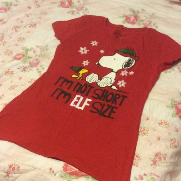 8c1163fe9f47 Shirts T Snoopy Shirt Christmas Our PvqSqxTU