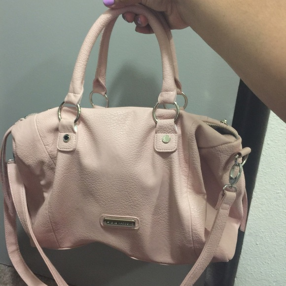 78% off Steve Madden Handbags - Sale Light pink Steve Madden ...
