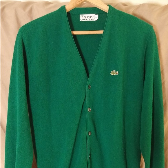 Vintage Lacoste Sweater DAaAoxn27