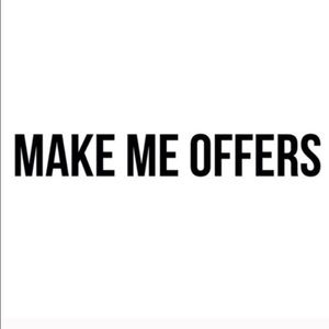 Make Me Offers !!