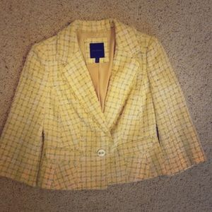 The Limited tweed jacket, size XS