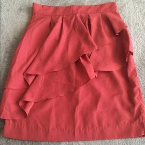 H&M Ruffled Skirt