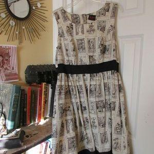 Skeleton of Fun Dress