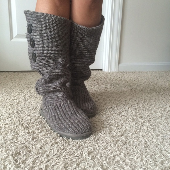 ugg boots classic cardy clearance