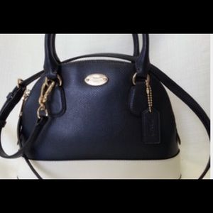 NWT coach Cora domed mini