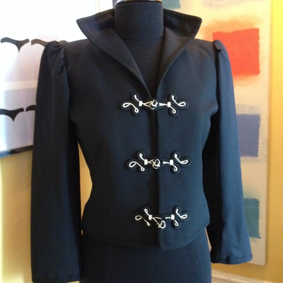 918118273db Yves Saint Laurent Jackets & Coats | Ysl Blazer From Famous Russian ...