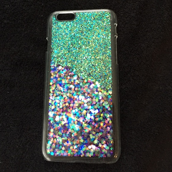 new concept 757a7 4ed3d Glitter iPhone 6 case NWT