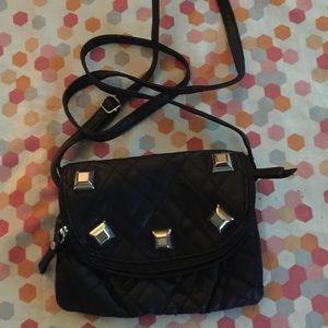 H and M studded bag
