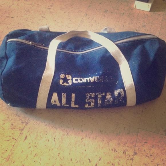 9a167fb09f Converse Handbags - Vintage Converse Duffel Bag