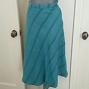 Handwoven vintage skirt