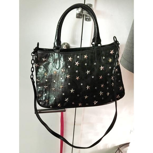 194fd5cc21 PRICE DROP ❗ Star studded black bag- NEW