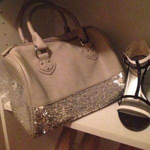 Handbags - Silver Sequin Speedy