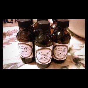Other - Organic vanilla extract