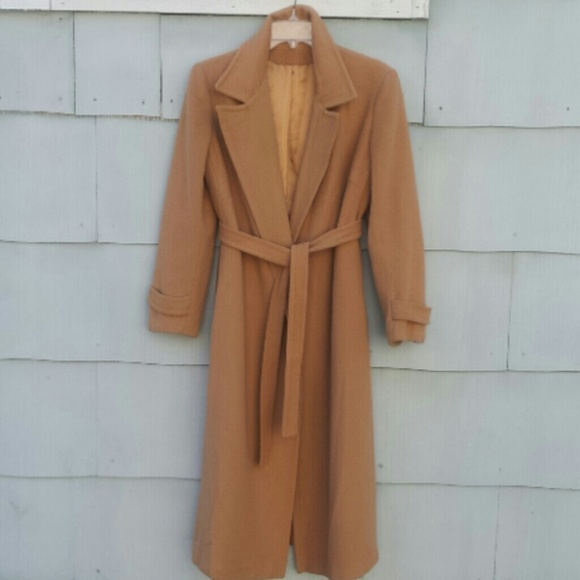 Amicale - Vintage 100% Cashmere Coat from Marjorie's closet on ...