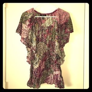 Style & Co Tops - Style & Co. Blouse