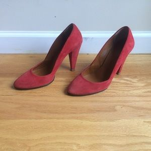 Madewell pumps