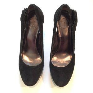 Jessica Simpson size 6 suede heels