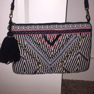 Lucca Couture Handbags - Beaded Crossbody