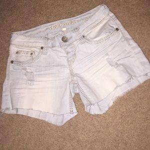 Dollhouse shorts!