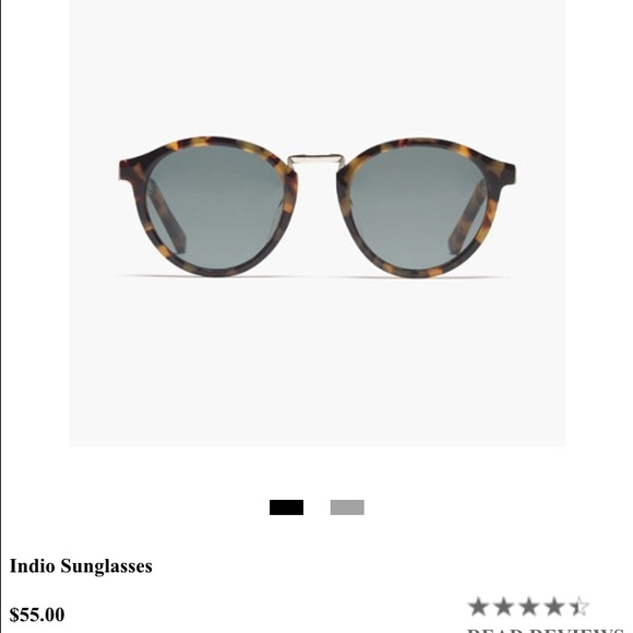 b28117d4d35 Madewell Accessories - Madewell Indio sunglasses demi tort color