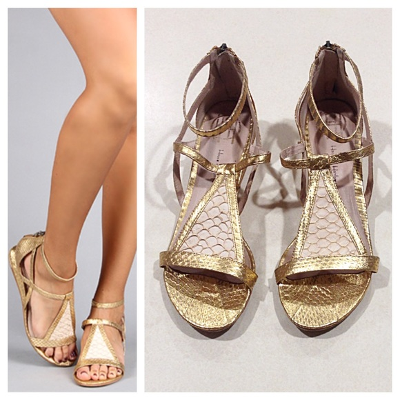 House of Harlow 1960 Embellished Ankle Strap Sandals how much cheap price buy cheap sale cheap price store UzO3WfLvX