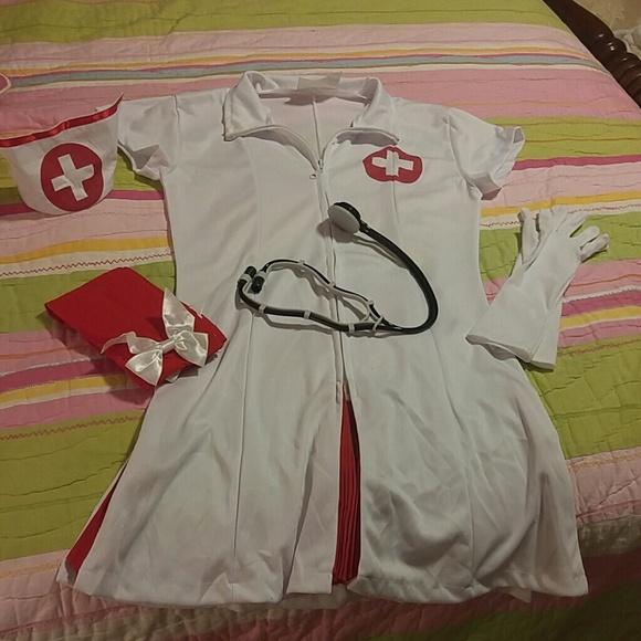 Fantasy is tobe a naughty nurse