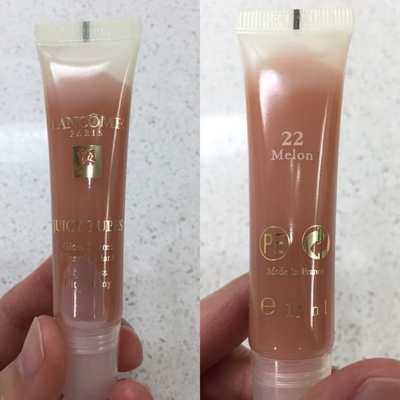 Nib Lancome Juicy Tube In Melon