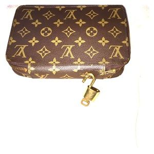 Louis Vuitton Jewelry - Authentic Louis Vuitton Jewelry Case.