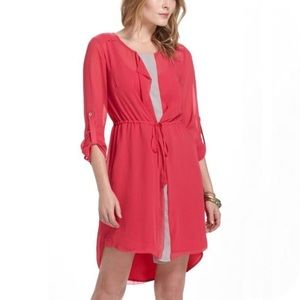 Anthropologie Contadora Layer Shirtdress by Isani
